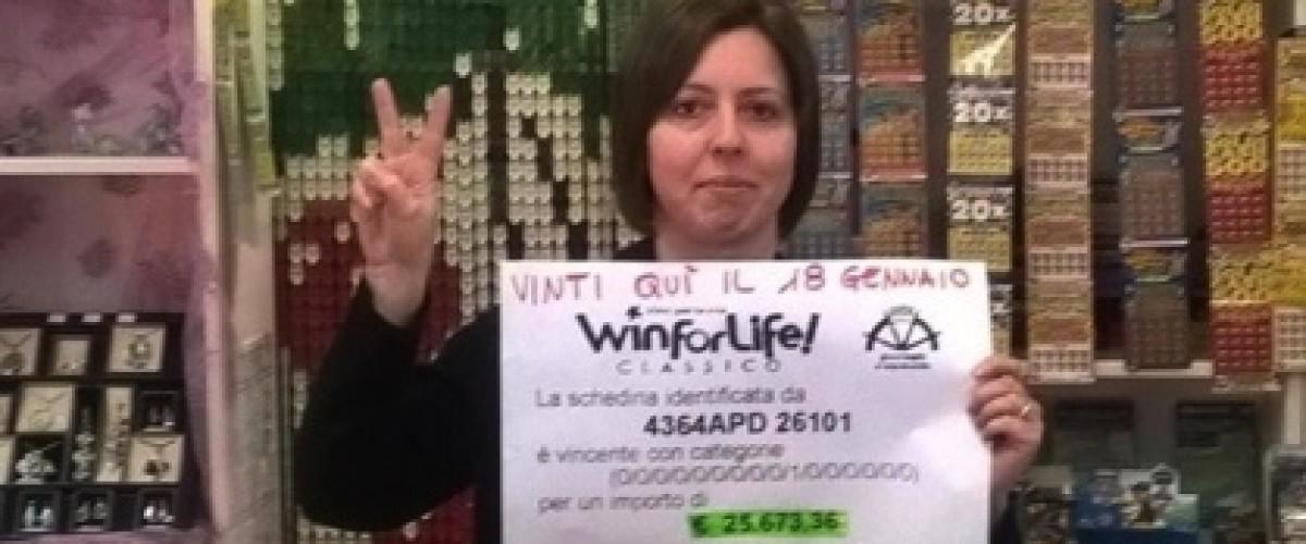 Win For Life da 27 mila euro in Friuli, grazie a … zero numeri indovinati!